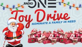 Radio One Toy Drive