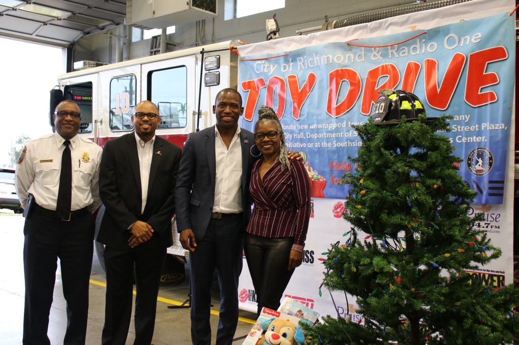 Radio One Toy Drive Press Conference