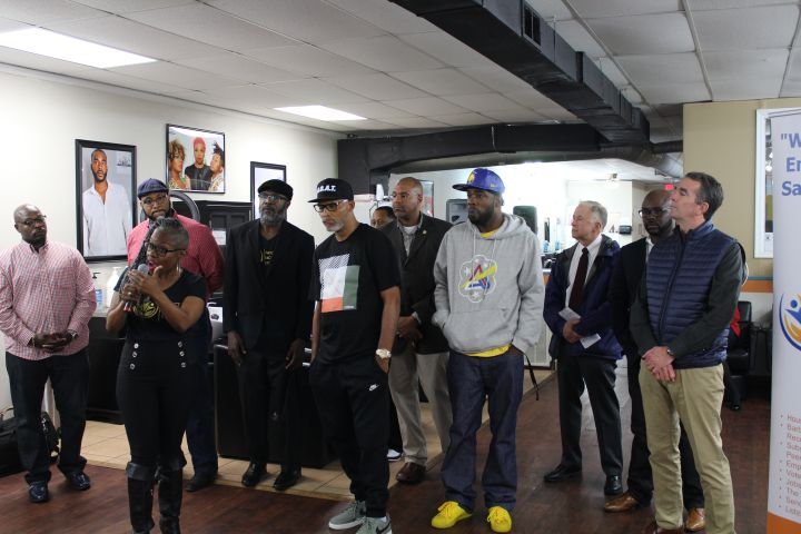 Radio One Barbershop Talks - Nov 9, 2018