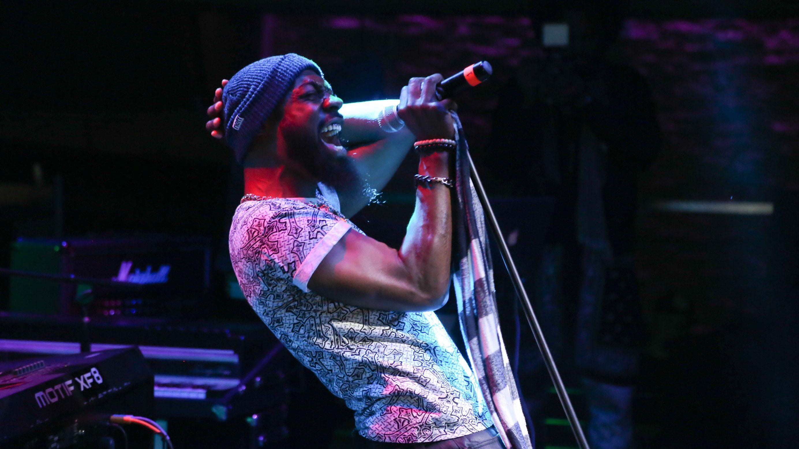 PJ Morton In Concert - New York, NY