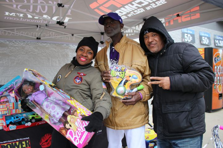 Radio One Richmond Toy Drive 2018