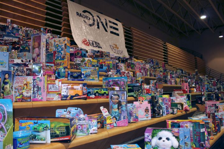 2018 Radio One Toy Drive Distribution