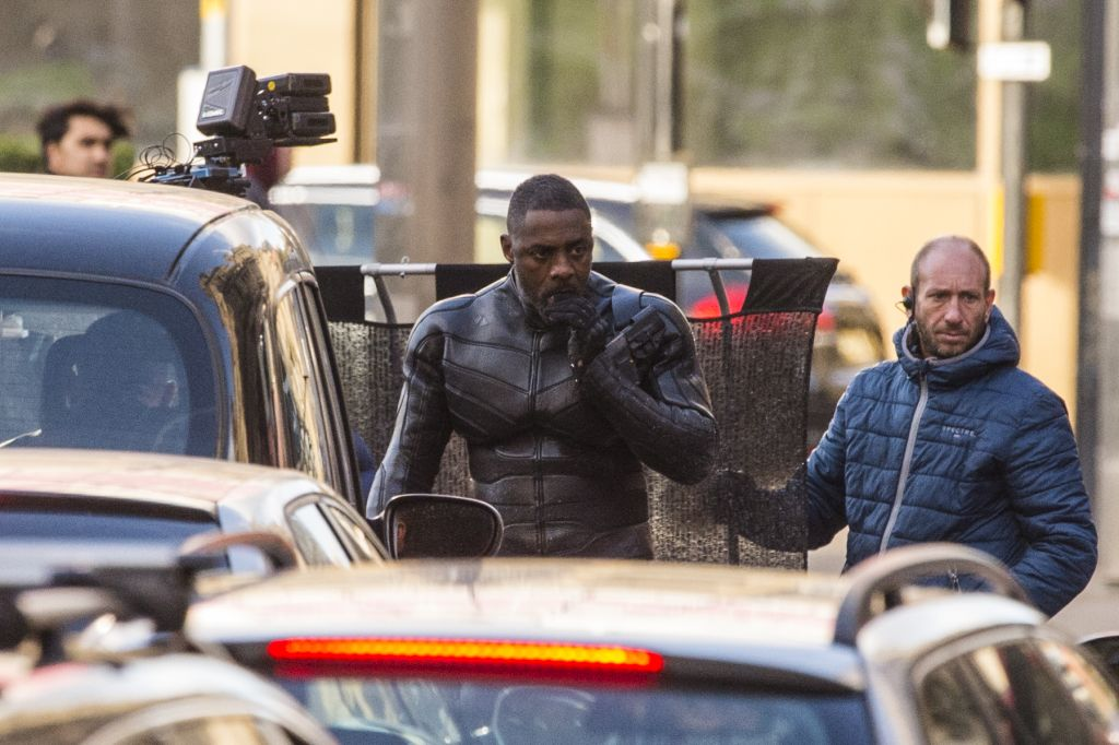 Hobbs and Shaw Filming in Glasgow Day 3