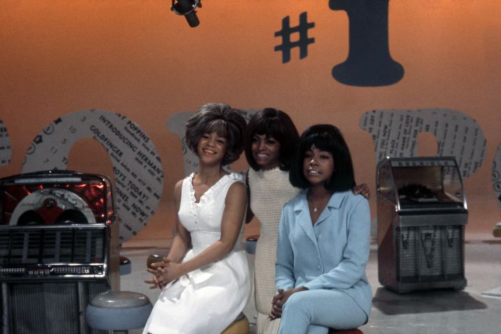 The Supremes On Hullabaloo
