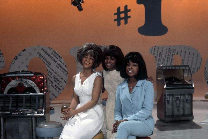 The Supremes On Hullabaloo
