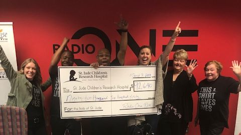 Radio One Richmond -- St. Jude Radiothon