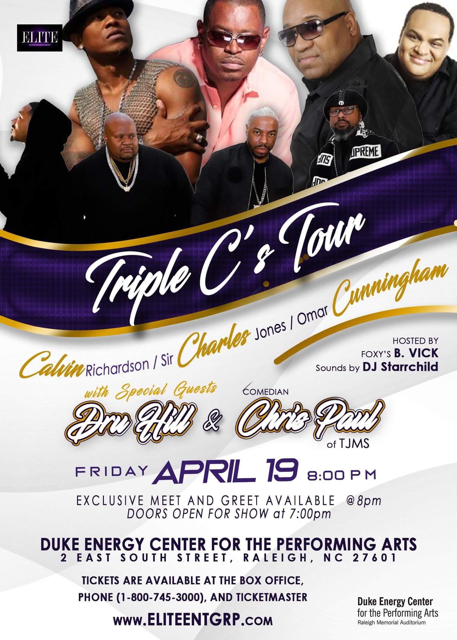 Triple C's Tour