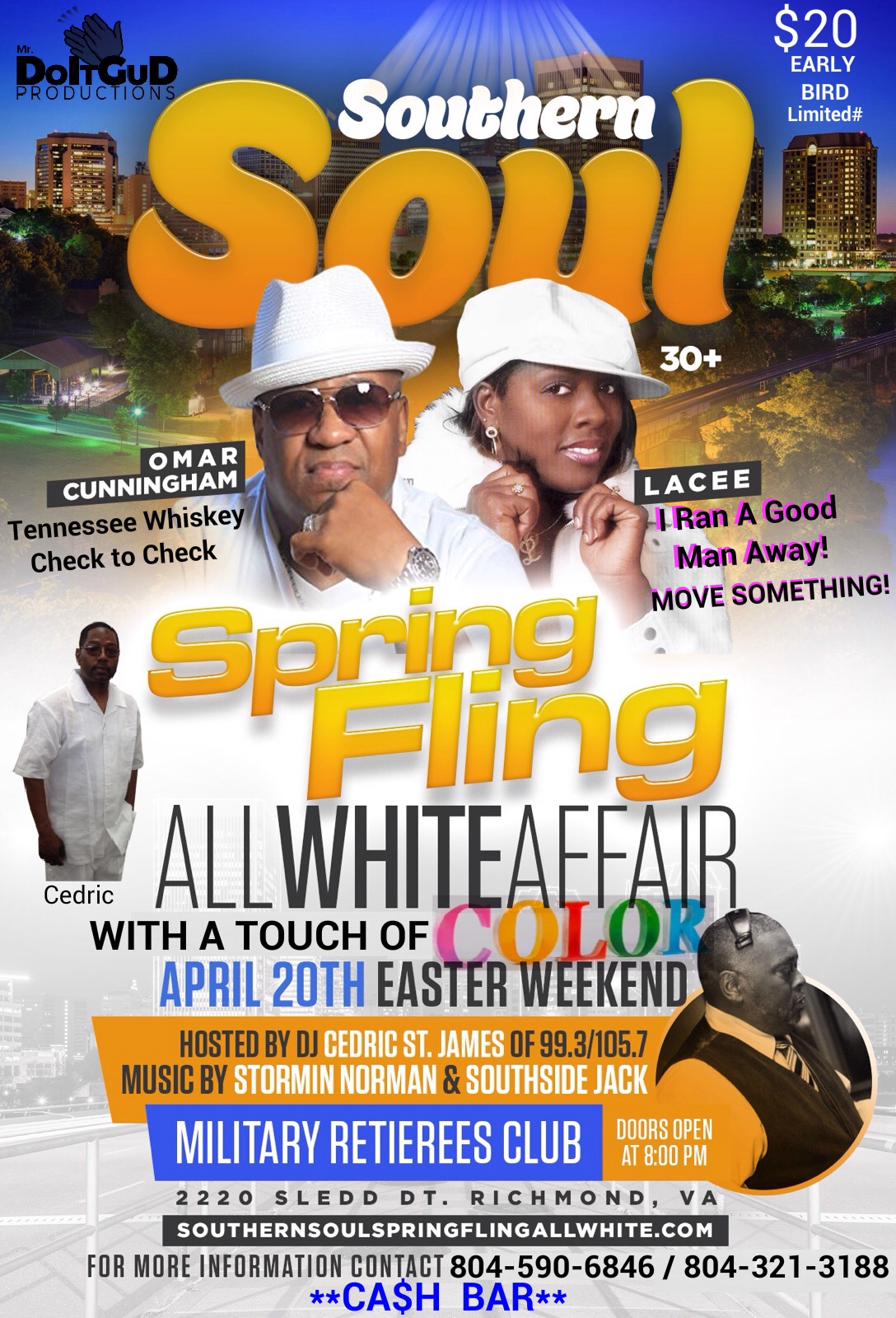 Southern Soul - Spring Fling
