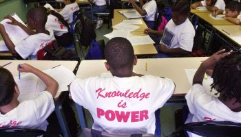 Bronx School Stands Out