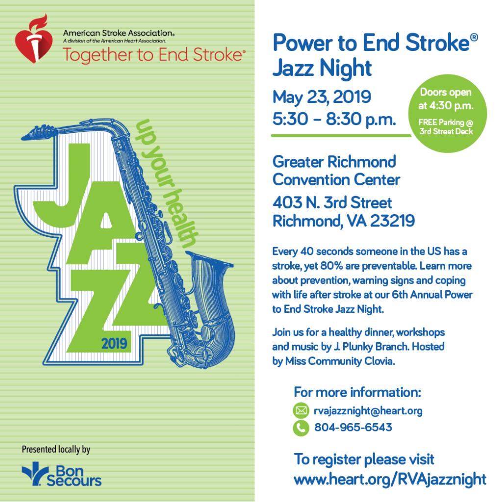 Power to End Stroke - Jazz Nigh
