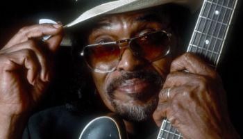 Chuck Brown Portrait