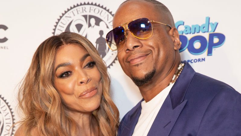 Did Wendy Williams' Estranged Husband, Kevin Hunter, Get Into A Fight With Their Son?