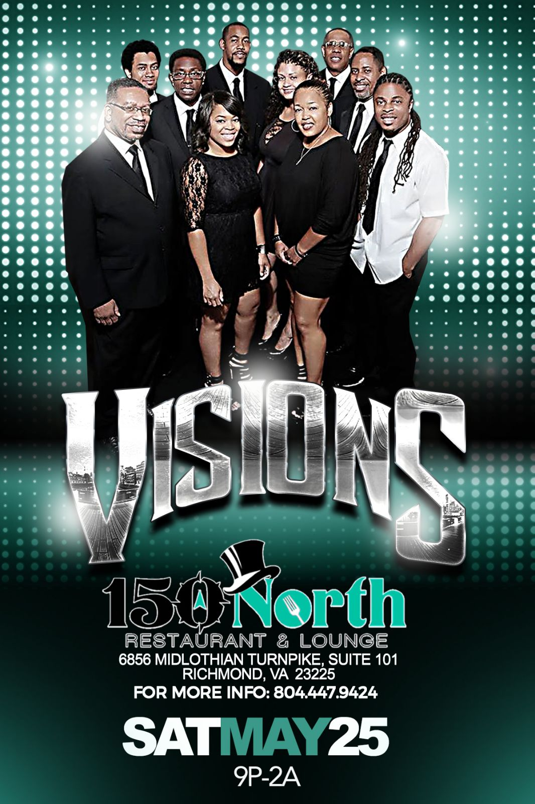 Visions at 150 North Restaurant & Lounge