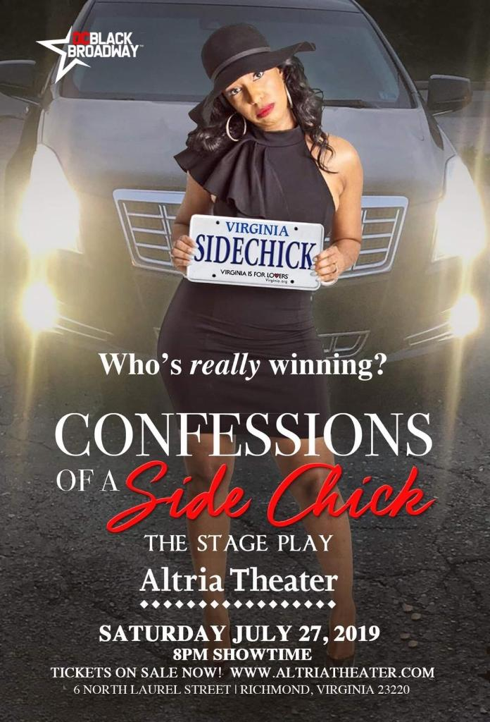 Confessions of a Side Chick