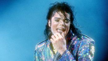 Michael Jackson. Rome 1988