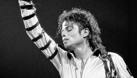 Michael Jackson At MSG