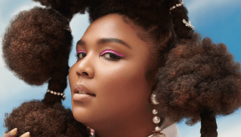 Lizzo for ESSENCE