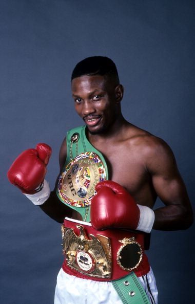 Pernell Whitaker portrait