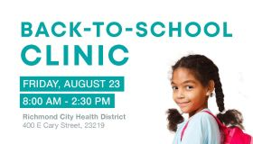 Back-To-School Clinic