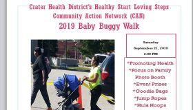 Baby Buggy Walk