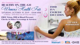 Healthy To Go Womens Health Fair