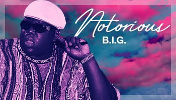 Black Music Month - The Notorious B.I.G.