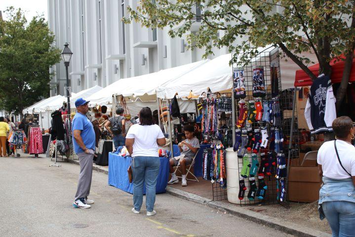 2nd Street Festival