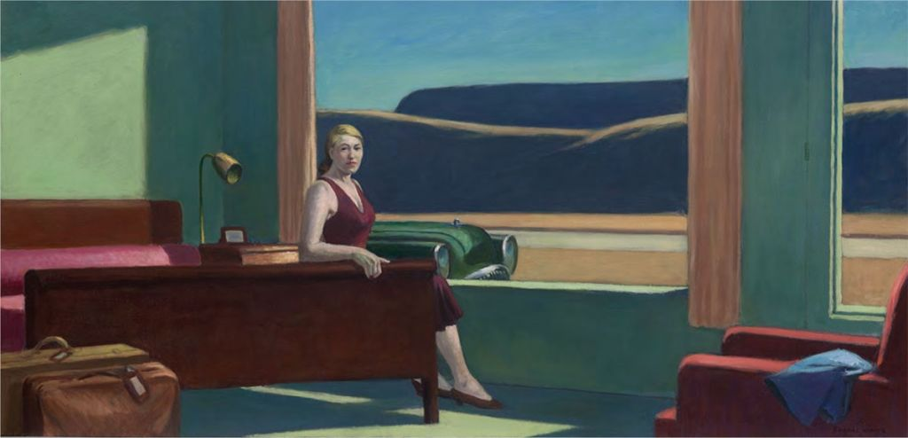 Edward Hopper and the American Hotel