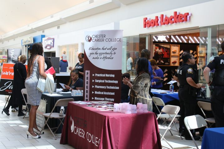 Radio One Career Fair presented by Papa John's