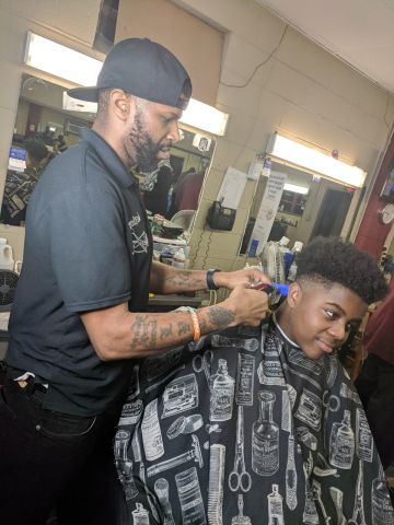 Barbershop Talk -- NV Styles & Cuts