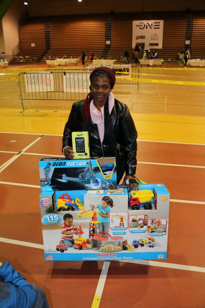 Toy Drive Distribution 2019