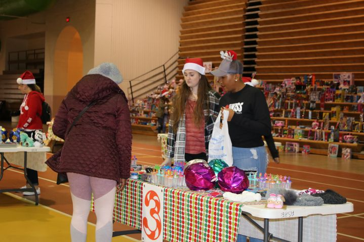 Toy Drive Distribution 2019