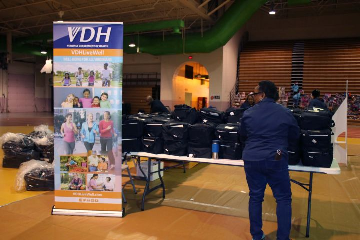 Toy Drive Distribution Day 2019