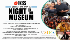 Night at The Museum Contest