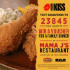 Soul Food Sundays Text To Win Contest