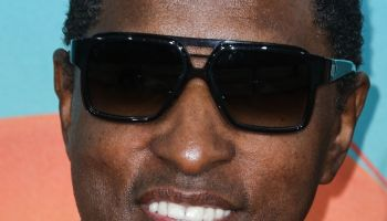 (FILE) Kenny 'Babyface' Edmonds Reveals He And His Family Tested Positive For Coronavirus COVID-19 B...