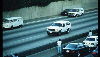 Oj Simpson Infamous Ford Bronco Drive