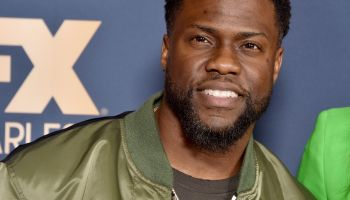 Kevin Hart At FX premier
