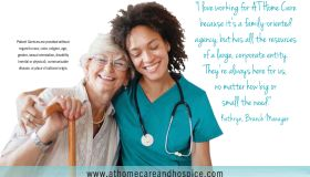 At Home Care & Hospice