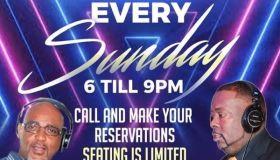 Sundays at 150 North Restaurant & Lounge